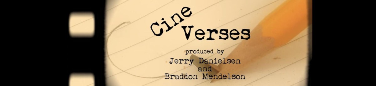 Words CineVerses Produced by Jerry Danielsen and Braddon Mendelson